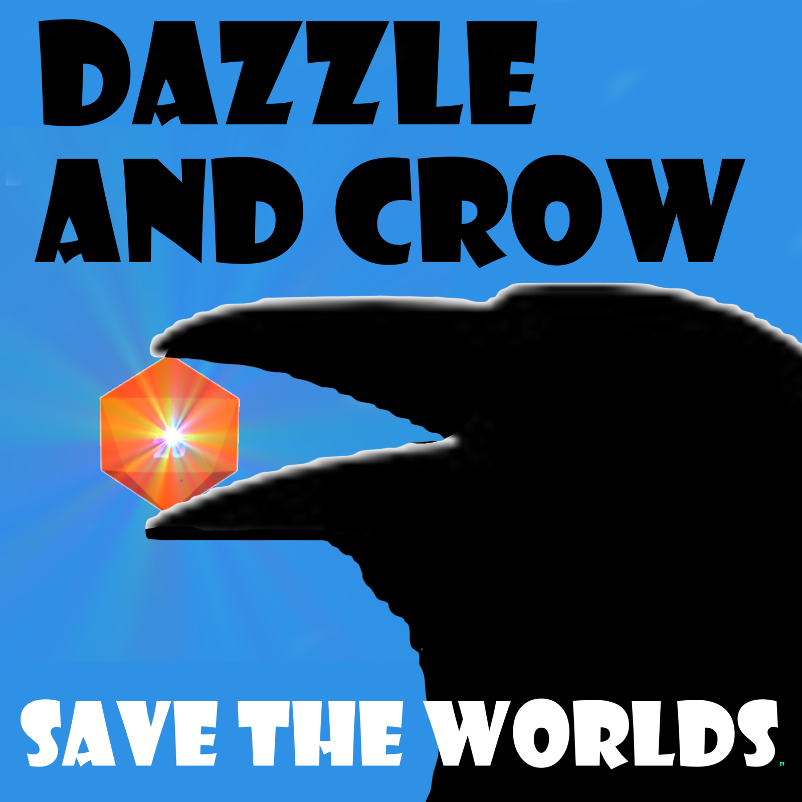 Dazzle and Crow Logo